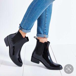 Jeffery Campbell Stormy Rain Boots